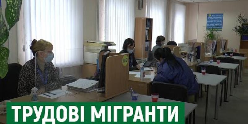 Вбудована мініатюра для Ринок праці на Миколаївщині та трудова міграція